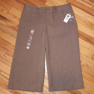 GAP GAUCHO Pants